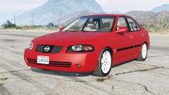 Nissan Sentra SE-R Spec V (B15) 2005 para GTA 5