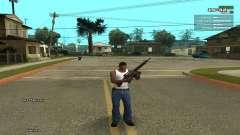 Real Reload mod v1.0 por nesguide2 para GTA San Andreas