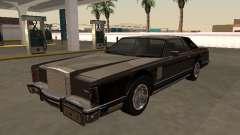 Lincoln Continental Mark V 1979 SA para GTA San Andreas