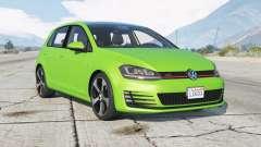 Volkswagen Golf GTI 5 portas (Typ 5G) 201〡5 para GTA 5