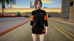 Ada Wong SportDiva para GTA San Andreas