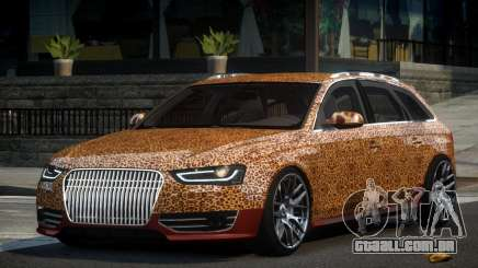Audi RS4 BS-R PJ4 para GTA 4