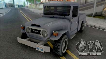 Toyota Land Cruiser (Pick Up) para GTA San Andreas