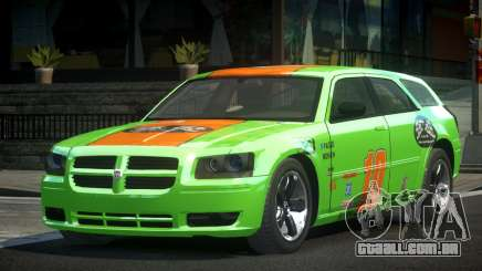Dodge Magnum BS G-Style L5 para GTA 4