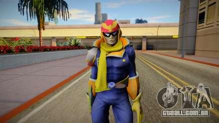 Captain Falcon (SSBU) para GTA San Andreas