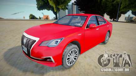 Toyota Crown Royal Saloon 2016 (210系) para GTA San Andreas