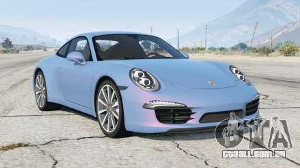 Porsche 911 50 Years Edition (991) 2013 para GTA 5