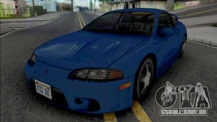Mitsubishi Eclipse GS-T 1999 Improved para GTA San Andreas