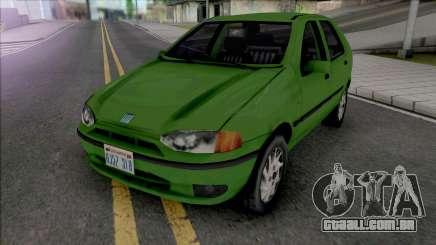 Fiat Palio 1997 Improved v2 para GTA San Andreas