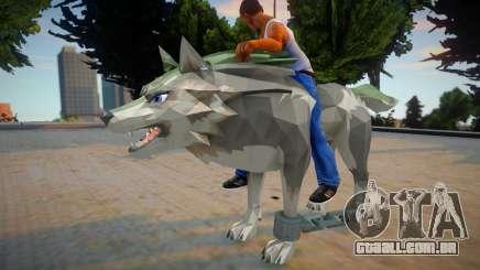 Wolf Link Bike para GTA San Andreas