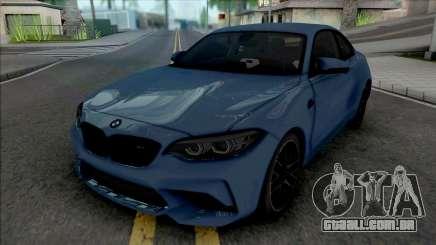 BMW M2 2018 para GTA San Andreas