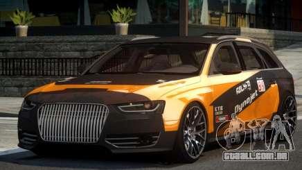 Audi RS4 BS-R PJ1 para GTA 4