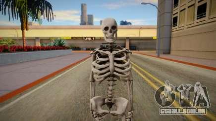 Skeleton from Team Fortress 2 para GTA San Andreas