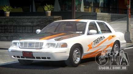 Ford Crown Victoria 90S L8 para GTA 4