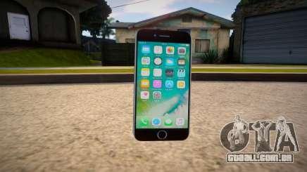 iPhone 7 mod para GTA San Andreas