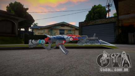 AK Hero Alpha para GTA San Andreas