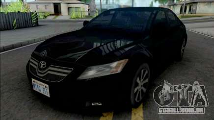 Toyota Camry 2010 Improved para GTA San Andreas