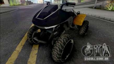 GTA Halo UNSC Mongoose GGM Conversion para GTA San Andreas