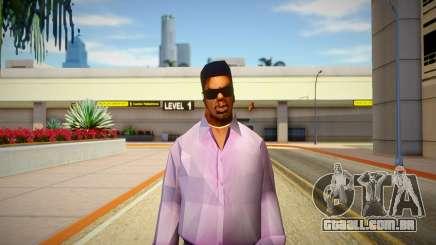 Lance Ryder Wilson Charisma Skin para GTA San Andreas