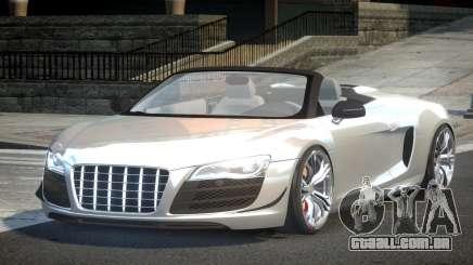 Audi R8 GST R-Style para GTA 4