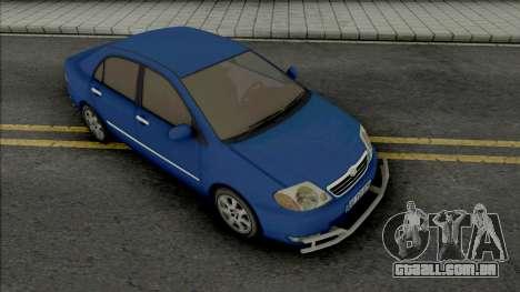Toyota X Corolla 2005 [IVF] para GTA San Andreas