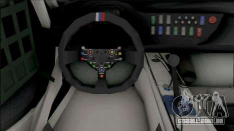 BMW Z4 GT3 Team NFS para GTA San Andreas