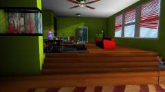 Modren Ocean View Hotel Room para GTA Vice City