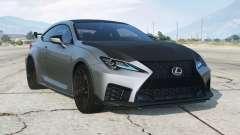 Lexus RC F Track Edition 2019〡add-on para GTA 5
