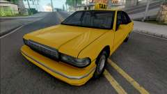 Beta Premier Taxi (Final) para GTA San Andreas