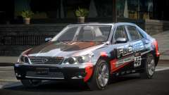 Lexus IS300 SP-R L7 para GTA 4