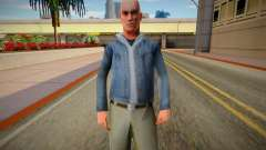 Hitman01 Skin para GTA San Andreas