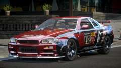 Nissan Skyline PSI Drift L3 para GTA 4
