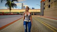 Helena v11 para GTA San Andreas