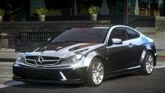 Mercedes-Benz C63 BS AMG V1.1 para GTA 4