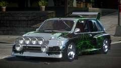 1987 Austin Metro GST-R PJ7 para GTA 4