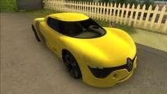 Renault Dezir Concept para GTA Vice City
