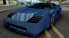 Turismo F120 [VehFuncs] para GTA San Andreas