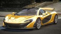 McLaren P1 SP Tuning