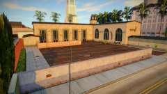 Unity Station Retextured (MipMap) para GTA San Andreas
