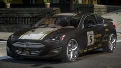 Hyundai Genesis GST Drift L9