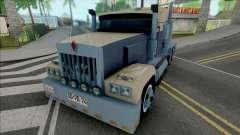 Kenworth W900 Lowpoly para GTA San Andreas