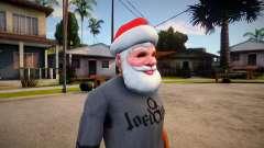 Santa Mask (GTA V Old Gen Xmas) para GTA San Andreas