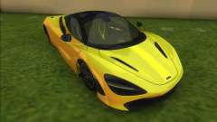 McLaren 720S para GTA Vice City