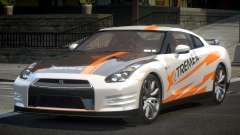 Nissan GT-R Egoist L6 para GTA 4