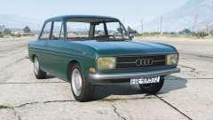 Audi 60 sedan de 2 portas (F103) 1969〡add-on para GTA 5