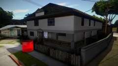 C.J.'s New Home v3 para GTA San Andreas