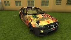 BMW M5 F10 para GTA Vice City