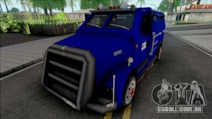 Securicar Taller Movil para GTA San Andreas