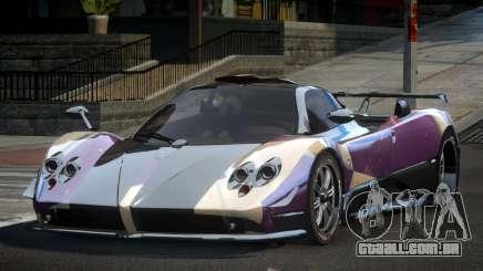 Pagani Zonda GST-C L3 para GTA 4