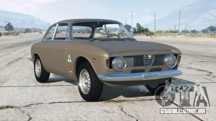 Alfa Romeo Giulia Sprint GTA (105) 1965〡add-on para GTA 5